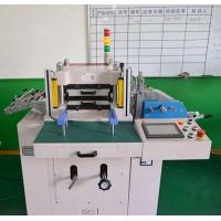 High Accuracy Set Positioning Computer Control Die Cutting Machine Manufactures