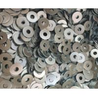 Buy cheap Smooth Bearing Surface Anti Loss Washer , M5 Flat Washer Wide Fasten Area from wholesalers
