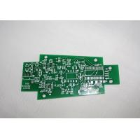 Buy cheap FR4 copper clad laminate blank printed circuit board , motor control board from wholesalers