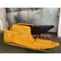 Buy cheap Heavy Duty Scrap Metal Hydraulic Shears For Excavator Double Cylinder 100% New from wholesalers