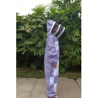Buy cheap Purple Color New Type Ventilated Bee Suit  of Beekeeping Protective Clothing from wholesalers