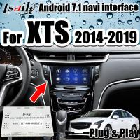 Buy cheap Six-core Android Auto Interface GPS Navigation for Cadillac XTS support  Waze Yandex Youtube ,360 panorama by Lsailt from wholesalers