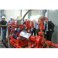 China Professional Fire Pump Diesel Engine 125KW Power For Fire Fighting System on sale