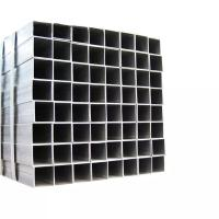 Buy cheap 2.5 Inch Mild Steel Square Tube Chemical Stable Environmental Friendly Decorative from wholesalers