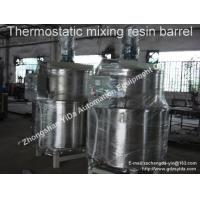 Thermostatic mixing resin barrel Manufactures