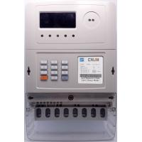 Buy cheap PLC Commercial Electric Meter 3X240V Voltage Surge Safe 3 Phase Power Meter from wholesalers