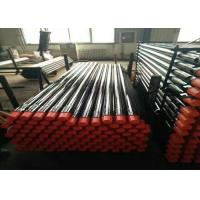 Buy cheap ISO Water Drilling Pipe , Drill Extension Rod For Different Geological Conditions from wholesalers
