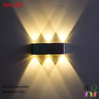 Buy cheap Aluminum Acrylic LED wall light /inside led wall lamps for bedroom or living room from wholesalers