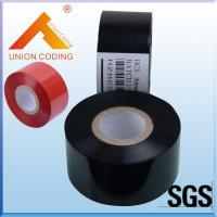 Buy cheap HC3 Type 30mm Width 120M length Black Code Printing Foil Ribbon from wholesalers