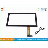 """Buy cheap 18.5"""" Large Size Capacitive Multi Touch Screen Panel With Usb Controller For product"""
