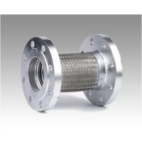Buy cheap stainless steel flexible hose with flange fittings from wholesalers