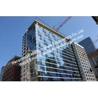 Buy cheap Photovoltaic Cells Ventilated Façade Curtain Wall Single Glass Polycrystalline or Single Crystal Component from wholesalers