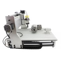Buy cheap CNC Router Wood Carving Machine for Sale ! 220V 200W CNC 3040 Router With Z Axis 80mm from wholesalers