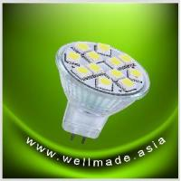 Buy cheap LED Bulb Light MR11 12SMD5050 from wholesalers