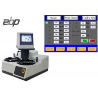 Buy cheap Double Disc Metallographic Grinding And Polishing Machine 30 - 200r/Min from wholesalers