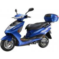 Wholesale Blue 4000W Li-ion Electric Moped Scooter , CEM Electric Scooter LS-F22 from china suppliers