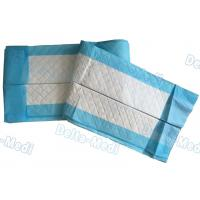 Buy cheap Medical Non Woven Disposable Bed Sheets Under Pad For Pregnant / Incontinence Patient from wholesalers