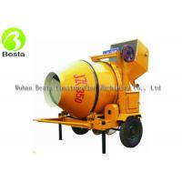 Buy cheap 350L Electric Concrete Mixer , Electric Cement Mixer JZC350 380V Triple Phase from wholesalers