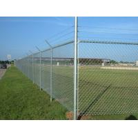 Buy cheap 4x50-ft. 11.5-Gauge Galvanized Steel plastic chain link fencing from wholesalers