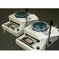China MANUAL PVC PLASTIC CREDIT CARD EMBOSSER EMBOSSING MACHINE on sale