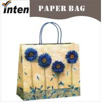 Wholesale fancy paper bags twisted handle from china suppliers