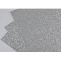 Buy cheap Elegant Sparkle Glitter Paper , Waterproof Sparkly Construction Paper from wholesalers