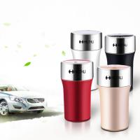 Wholesale Mesh Type Adsorption Usb Car Air Purifier Machine With LED Indicator Light from china suppliers