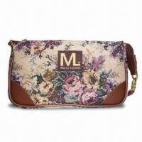 Buy cheap Sound in 1950 Series Handbag, Made of Poly Jacquard from wholesalers