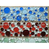 Buy cheap DIA43,33,23,20,15mm Round Mosaic Boarder product