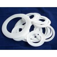 China Food Grade CNC Machining Various Precision Seals PTFE Gasket For Industrial Seal on sale