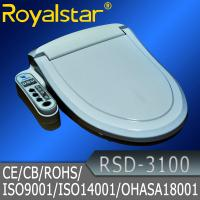 Buy cheap ONE YEAR WARRANTY automatic hygienic toilet seat with soft close from wholesalers