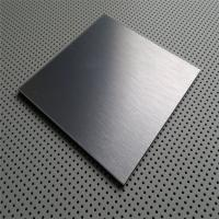 Buy cheap sus430 stainless steel sheet no.4 satin finish 1219*2438mm size from wholesalers