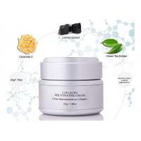Buy cheap 50g Skin Care Cream Pure collagen elastin face cream for Wrinkles / Fine Lines Removing from wholesalers