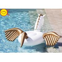 Giant Inflatable Pegasus Pool Float Large Outdoor Swimming Pool Floatie Lounge Toy for Adults & Kids Manufactures