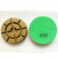 Buy cheap Floor Stone Granite Marble Polishing Pads Wet Dry from wholesalers