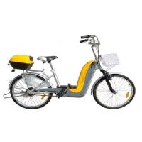 Buy cheap Iron Electric Bicycles/Electric Bikes With Lead-acid Battery from wholesalers