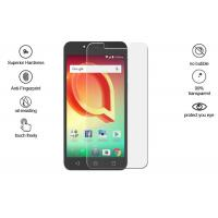 Buy cheap Anti - Fingerprint Matte Tempered Glass Screen Protector For Alcatel A50 0.33mm from wholesalers