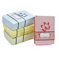 Buy cheap Atrractive Gift Box Packaging Recycle Pink Art Paper For Regular Soap from wholesalers