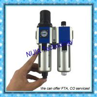 Buy cheap Air source treatment solenoid valve airtac GFC200-06 GFC200-08 GFC300-10 Two linkage piece from wholesalers