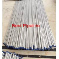 Buy cheap EN 10217 D3 T3 Stainless Steel Pipe Bright Polish Stainless Steel Square Tubing from wholesalers