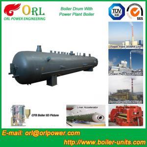 Fire proof induction boiler drum manufacturer