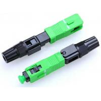 Buy cheap 0.9/2.0/3.0mm Fiber Optic Cable Connectors Pre Polished Ferrule Field Assembly from wholesalers
