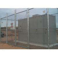 Buy cheap School Residential Chain Link Fence Mesh With Posts OEM / ODM Welcome from wholesalers