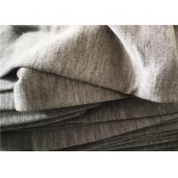 Buy cheap 100 Wool Knit Fabric Tear Resistant Keeping Warm Merino Wool Jersey Fabric from wholesalers