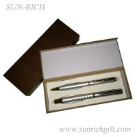 Buy cheap Promotion gift set  2 pcs ball pen set from wholesalers