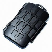 Wholesale Water-resistant Extremely Tough Memory Card Case, MC-1 for 4 CF Cards 8 MS Pro DUO from china suppliers