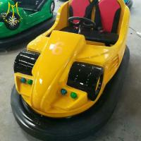 Buy cheap Hansel outdoor playground equipment for sale and amusement park children games bumper car from wholesalers