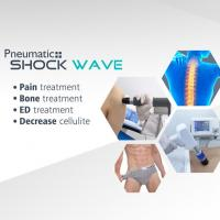 Buy cheap Portable Shockwave Therapy Machine 1 Bar - 6 Bar Energy AC 110V / 240V from wholesalers