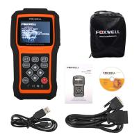China Foxwell NT415 EPB Service Tool OBD2 Diagnostic , Electronic Parking Brake Tool on sale