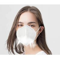 Wholesale Disposable Non Woven KN95 Face Mask Foldable For Dusty Operations from china suppliers